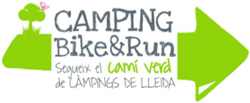 camping bike and run