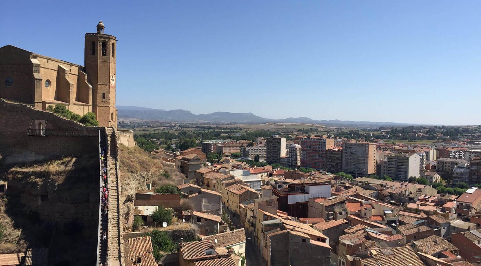 Muralles de Balaguer.