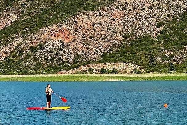 Paddle-Surf-Verleih