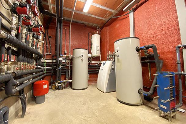 Geothermal sistem.